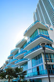 Luxurious Condominiums — Stock Photo