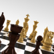 Chess pieces — Stock Photo #5534599