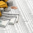 Finance concept - Stockfoto