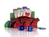 Casino Concept — Stock Photo