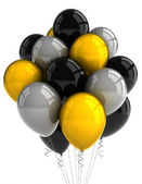 Party balloons — Stockfoto
