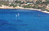 Sea In Sardinia - Aerial View — Stock Photo