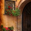 Stock Photo: Italian Architectural Detail