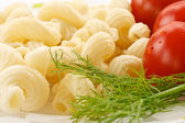 Boiled pasta — Stock Photo