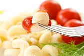 Boiled pasta — Stock Photo