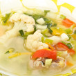 vegetable soup&quot — Stock Photo #5827068