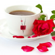 Rose Tea — Stock Photo #5831671
