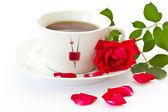 Rose Tea — Stock Photo
