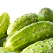 Cucumbers — Stock Photo #6063582