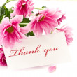 "Stockfoto: ""thank you"""