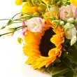 A bouquet of beautiful flowers - Stock Photo