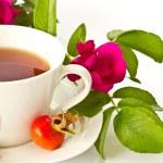 Tea with rosehip — Stock Photo #6690464