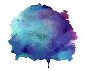 Acquerello astratto mano dipinta sfondi — Foto Stock