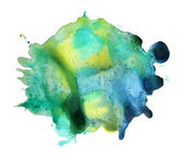 Watercolor abstract hand painted backgrounds — Stock Photo