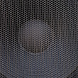 Subwoofer grille — Stock Photo