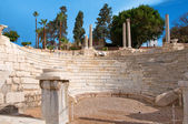 Ancient ruins, Alexandria, Egypt — Stock Photo