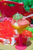 напиток ледяной холодного лета десерт — Стоковое фото