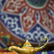 Genie Lamp — Stock Photo