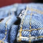 Jeans closeup — Stock Photo #6736693