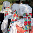 Stock Photo: Traditional costumes