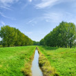 Stock Photo: Waterway