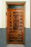 Wooden door 2 — Stock Photo