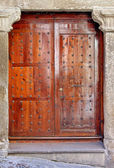 Wooden door 4 — Stock Photo