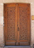 Wooden door 5 — Stock Photo