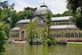 Cristal palace — Stok fotoğraf