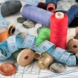 Sewing supplies — Stock Photo #5766153