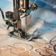 Sewing machine — Stock Photo #6103832