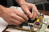 Oprava počítačů — Stock fotografie