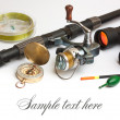 Stock Photo: Fishing gear