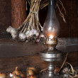 Kerosene lamp — Stock Photo #6548657