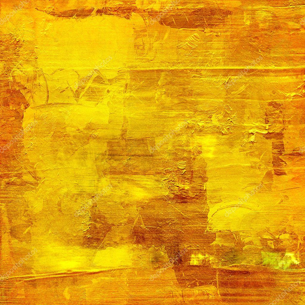 Pintura dorada en panel de madera foto de stock - Pintura dorada para madera ...