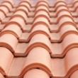Roof Shingles Background — Stockfoto