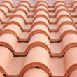 Stock Photo: Roof Shingles Background