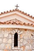 Capela ortodoxa grega — Fotografia Stock
