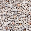 Gravel background pattern texture — Stock Photo