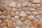 Bruchstein mauer texture hintergrundmuster — Stockfoto