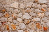 Rubblestone Wall Background Texture Pattern — Stock Photo