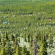 Stock Photo: Country Living in Boreal Forest