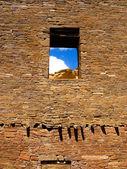 Pueblo Bonito in Chaco Canyon, NM, USA — Stock Photo