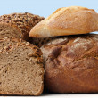 Group of bread — Stock Photo