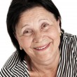 Beautiful Smiling Mature Woman — Stock Photo