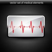 Medische vector — Stockvector