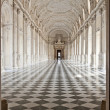 Italy - Royal Palace: Galleria di Diana, Venaria — Stock Photo