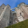 Sacra di San Michele - Italy - Stock Photo