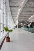Новый Аэропорт Бухареста - 2011 — Стоковое фото
