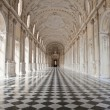 Italy - Royal Palace: Galleria di Diana, Venaria — Stock Photo #5622834